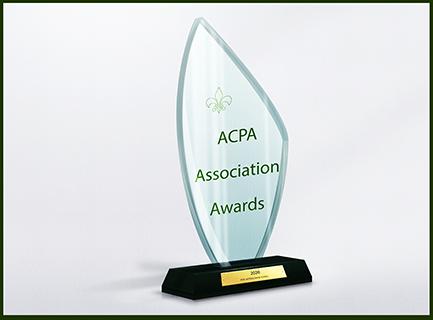 ACPA Association Awardss