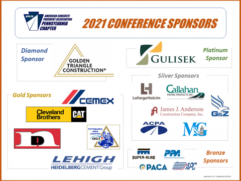 Pennsylvania Chapter Hosts Successful Concrete Conference