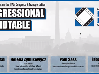 ACPA Participates in Highway Users Roundtable with Hill Staff