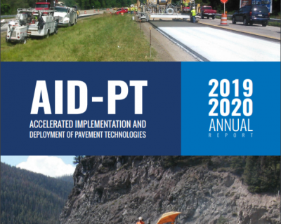 FHWA Announces Latest AID-PT Annual Report