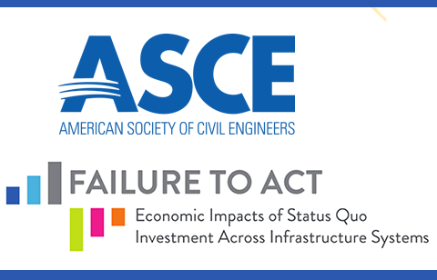 ASCE Research Sounds an Ominous Warning About Infrastructure Underinvestment