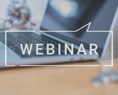 Don't Miss This Important Webinar