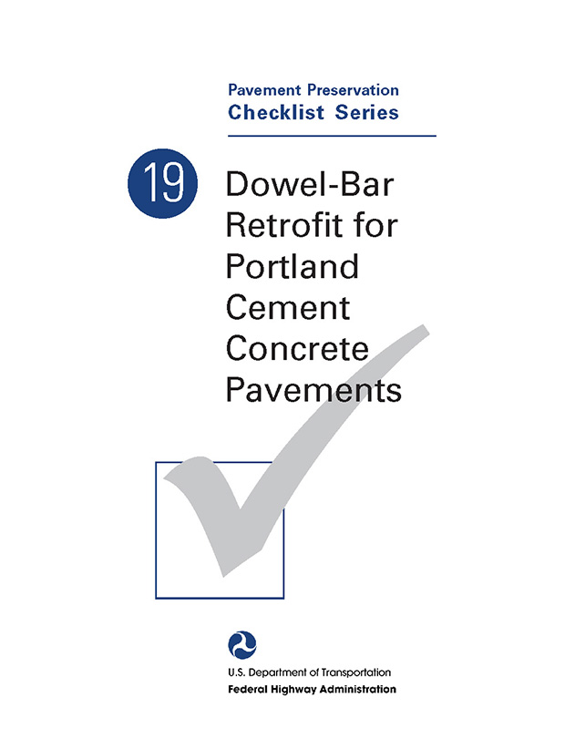 Dowel Bar Retrofit