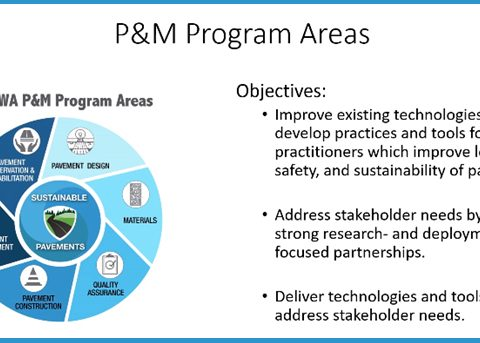 FHWA Meeting Focuses on AID-PT and New Demonstration Project