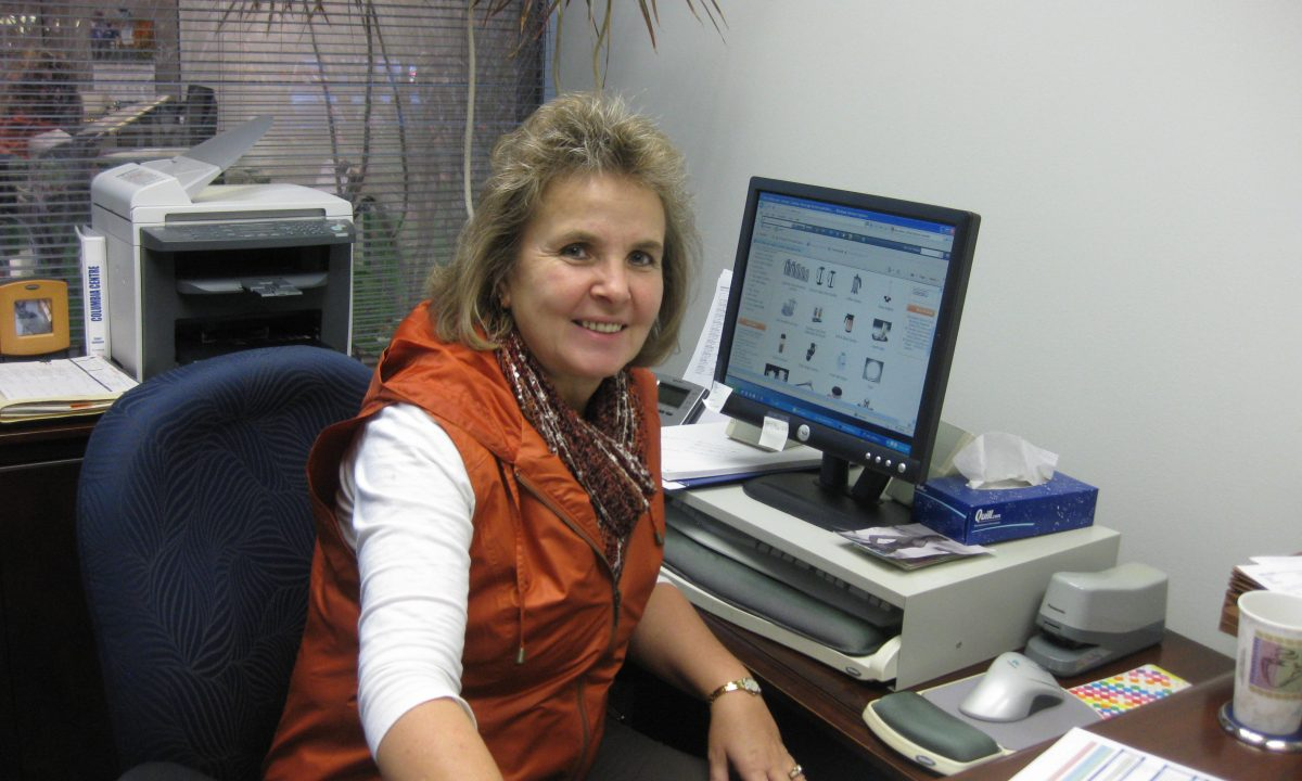 Elke Allen Retires and Team Members Take on New Roles