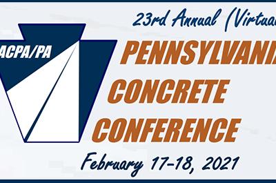 Pennsylvania Chapter Announces Annual Concrete Conference