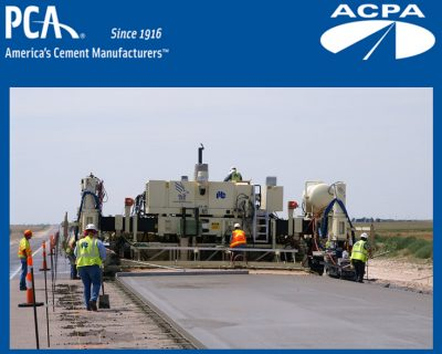 Webinar to Feature ACPA Website Redesign and RCC Pavements