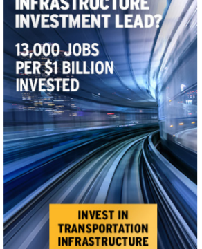 ACPA and TCC Allies Roll Out Infrastructure Investment Campaign