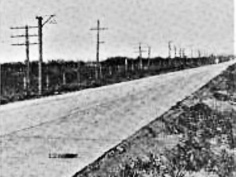 Article Details Historic Pavement Testing