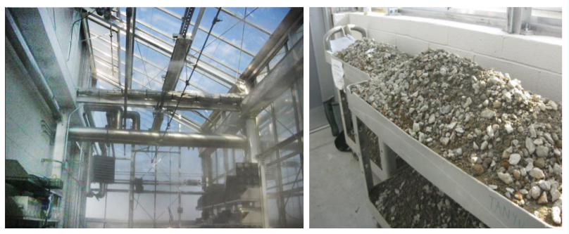 Report Evaluates Crushed Hydraulic Cement Concrete