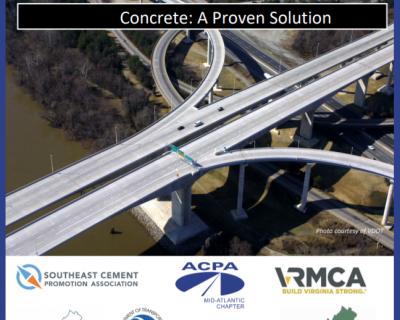 Highlights of the Annual Virginia Concrete Conference
