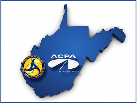 Mid-Atlantic Chapter Meets with West Virginia DOT Officials