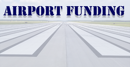 FAA Says Funds Available for Converting Military Airports