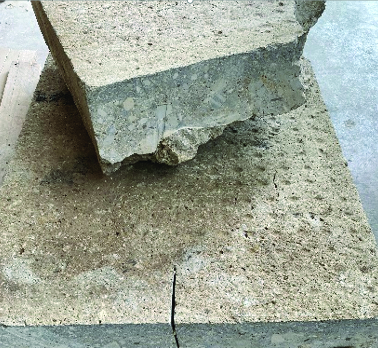 New Concrete Samples are a Major Find