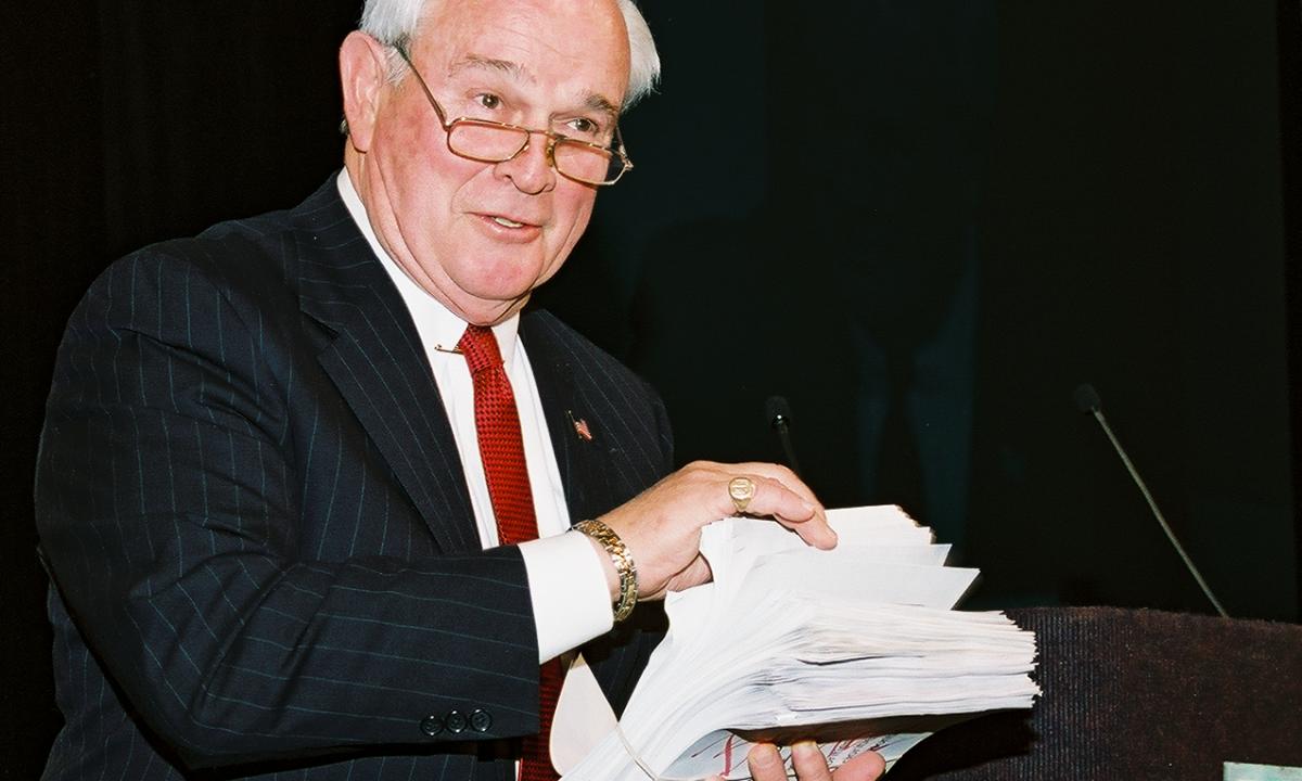 Remembering Bob Priest