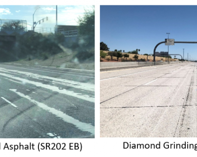 Revisiting the Arizona Diamond Grinding  Project