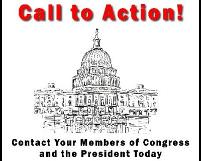 ACPA Call to Action: Urge Federal Infrastructure Investment Now
