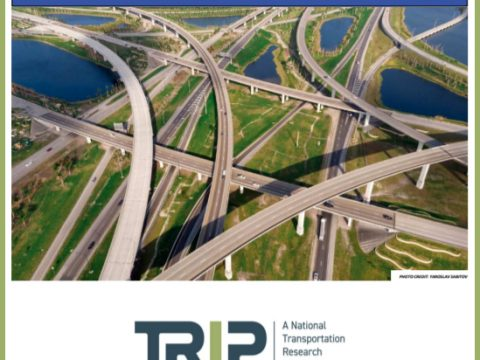TRIP Releases Report on Restoring the Interstate Highway System