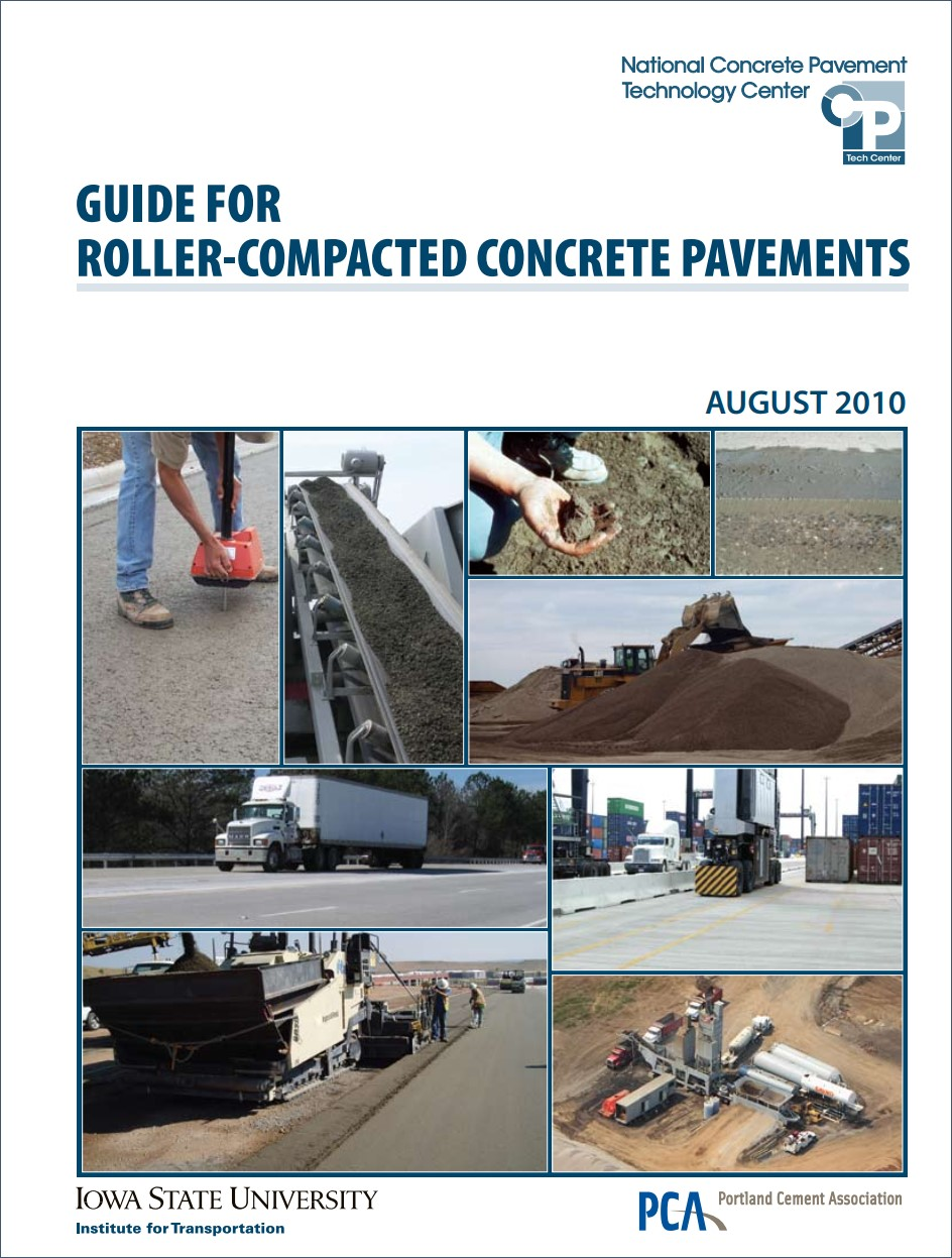 Compacted Concrete Pavement