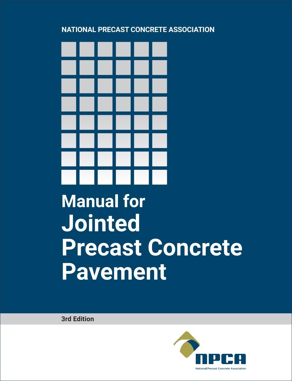Precast Concrete Pavement