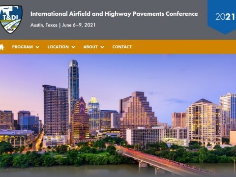 Deadline Approaches for Airport & Highway Pavements Conference