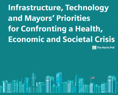 Study: U.S. Mayors Consider Infrastructure Investment High Priority