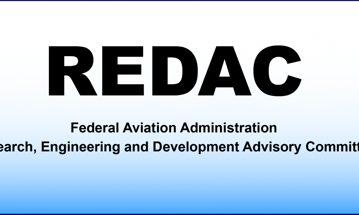 Highlights of the FAA Spring REDAC/Airports Meeting