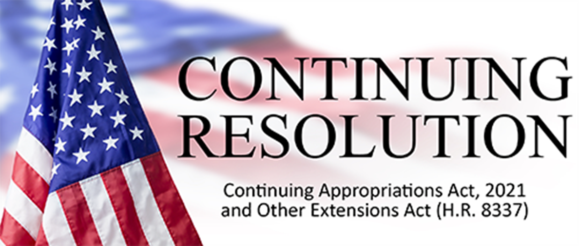 Continuing Resolution Averts Government Shutdown but Falls Short of Expectations
