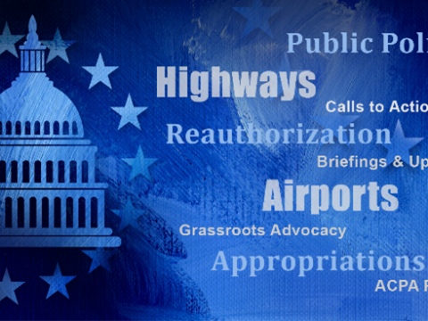 ACPA Legislative Issues Steering Committee Meets