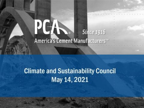 ACPA Engaging in PCA Climate and Sustainability Initiative