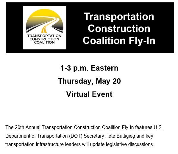 Register for Tomorrow's TCC Legislative Fly-In!