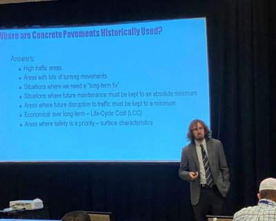 Oklahoma Chapter Hosts Successful Concrete Conference