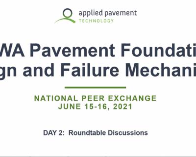 ACPA Participates in FHWA Peer Exchange