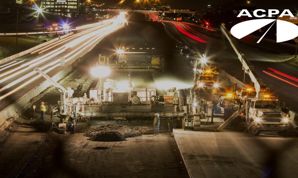 ACPA Applauds Bipartisan Infrastructure Agreement