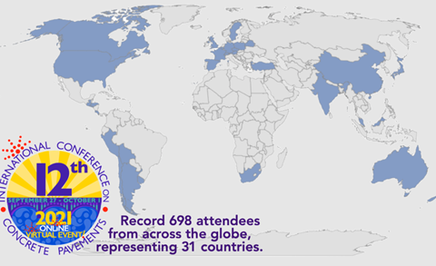 Strong Participation and Attendance at the Virtual 12th ICCP 2021!